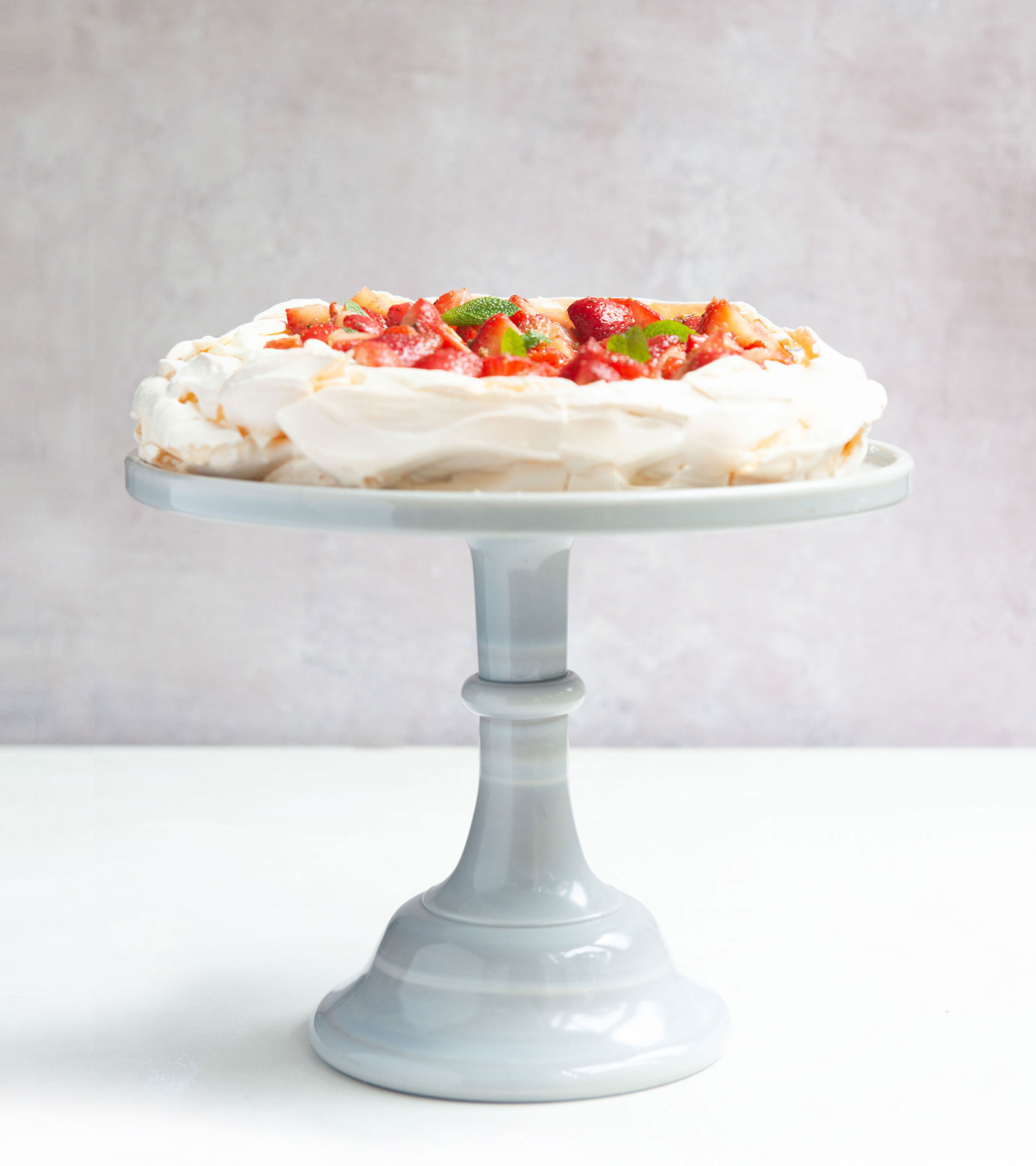 Mosser Glass cake stand from Sous Chef