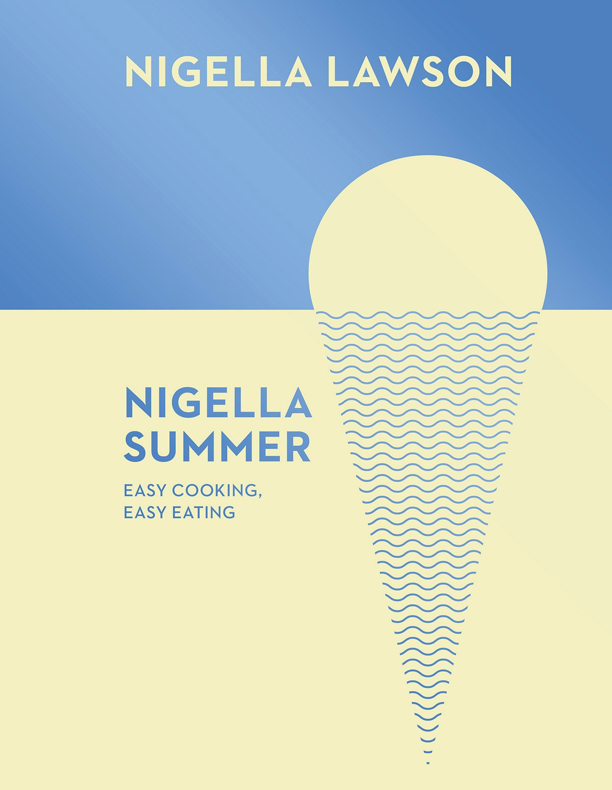 NIGELLA SUMMER UK book cover