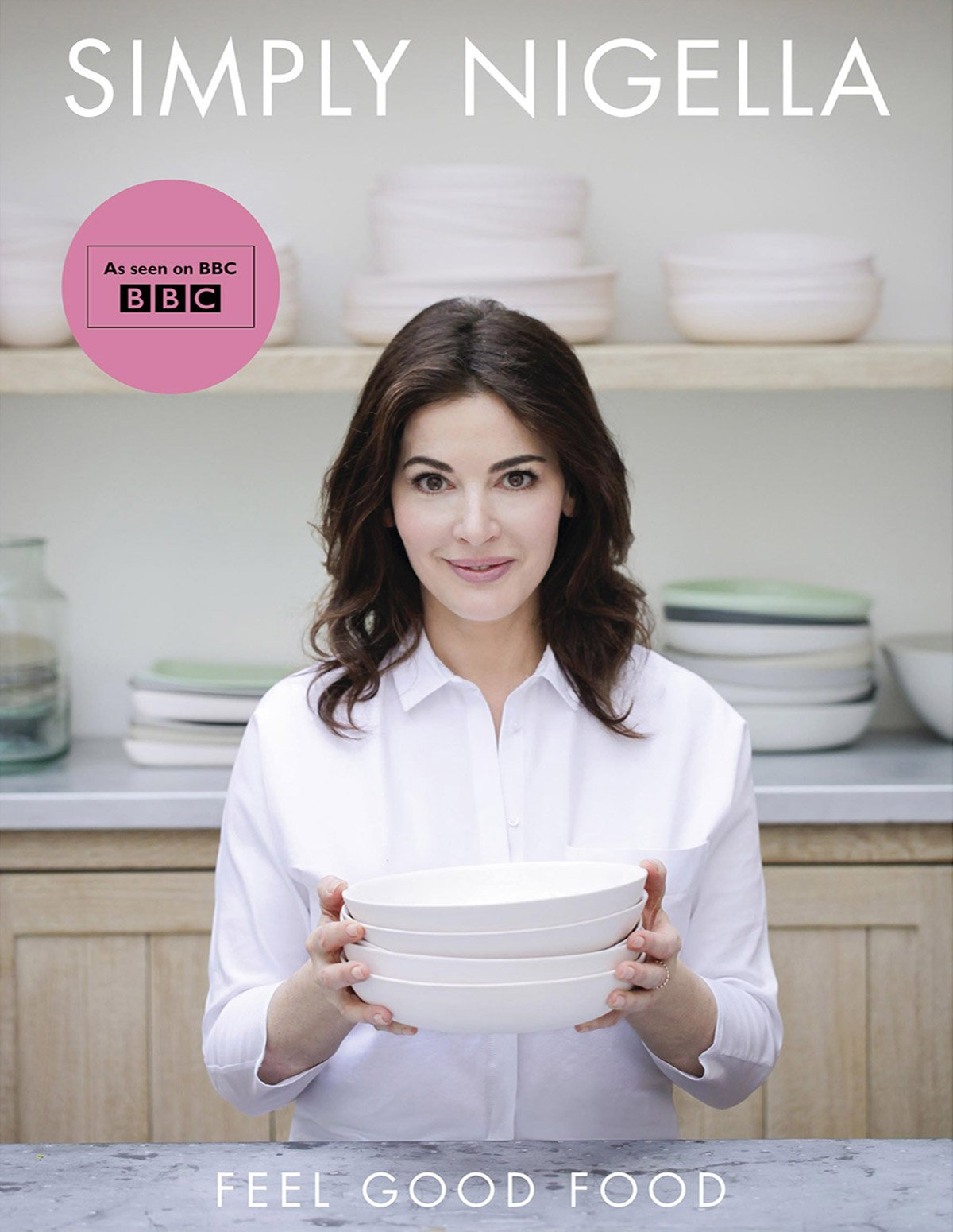 SIMPLY NIGELLA UK book cover