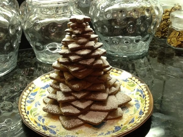 Nigella Christmas Cake Decoration : Win a cookbook signed by Nigella in the December Cookalong ...