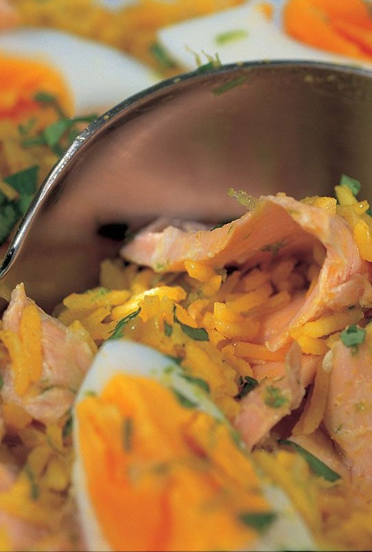 Image of Asian-Spiced Kedgeree