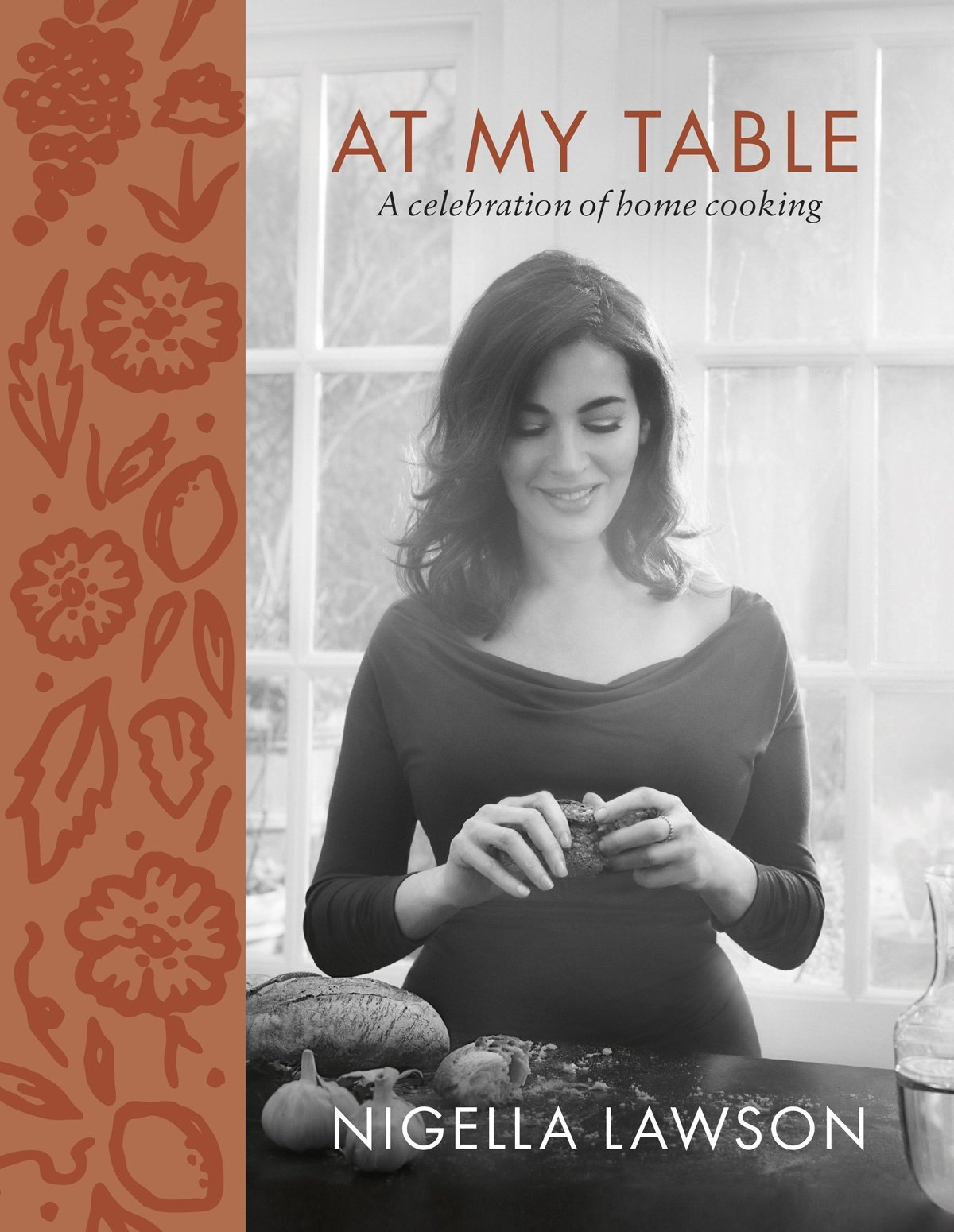 Book cover of At My Table by Nigella Lawson