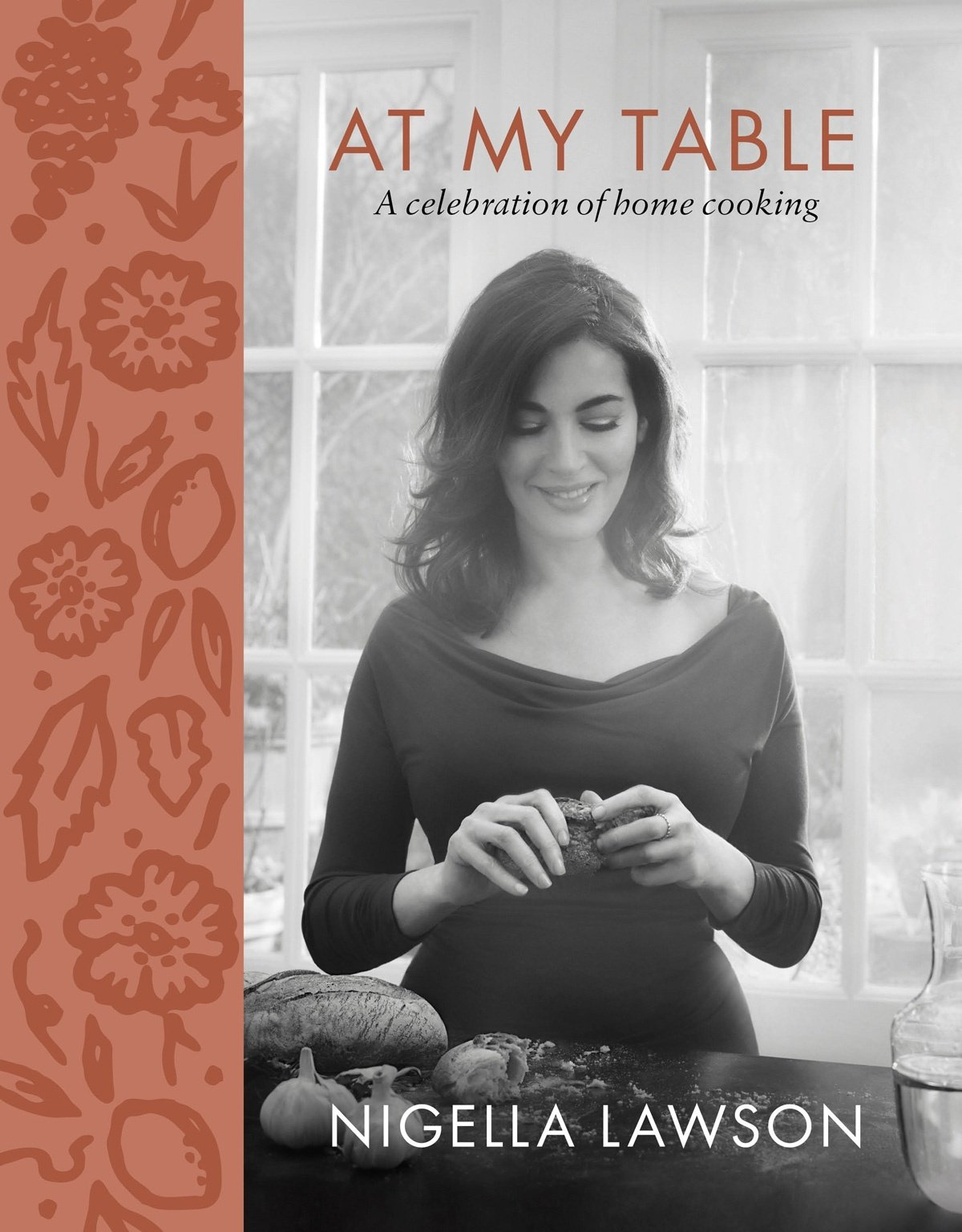 US cover of At My Table