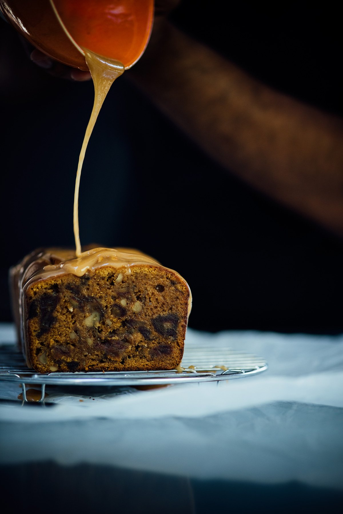 Image of Nik Sharma's Date and Tamarind Loaf