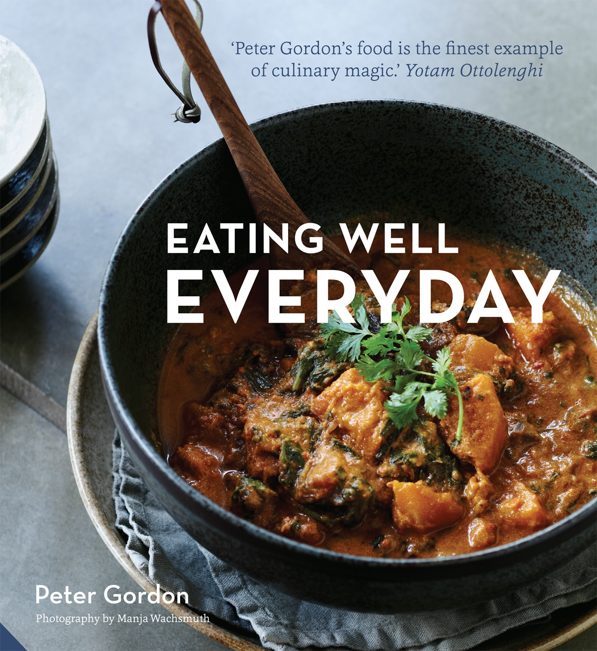Book cover of Eating Well Everyday by Peter Gordon