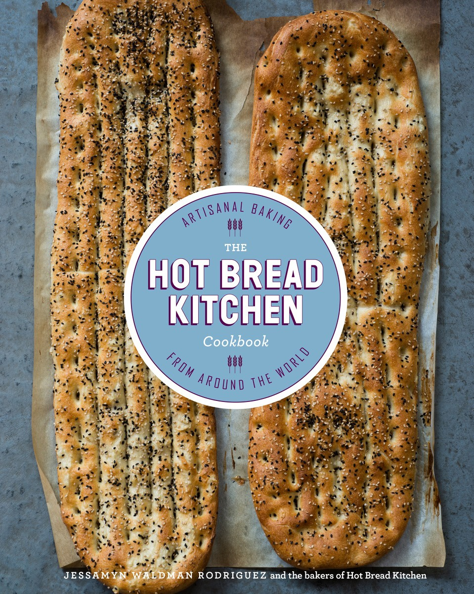 Book cover of The Hot Bread Kitchen Cookbook