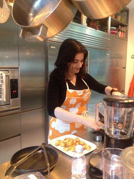 Nigella Frying Potatoes