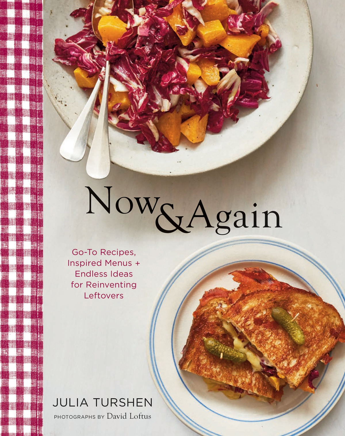 Book cover of Now and Again by Julia Turshen