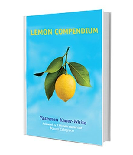 Book cover of Lemon Compendium by Yasemen Kaner-White