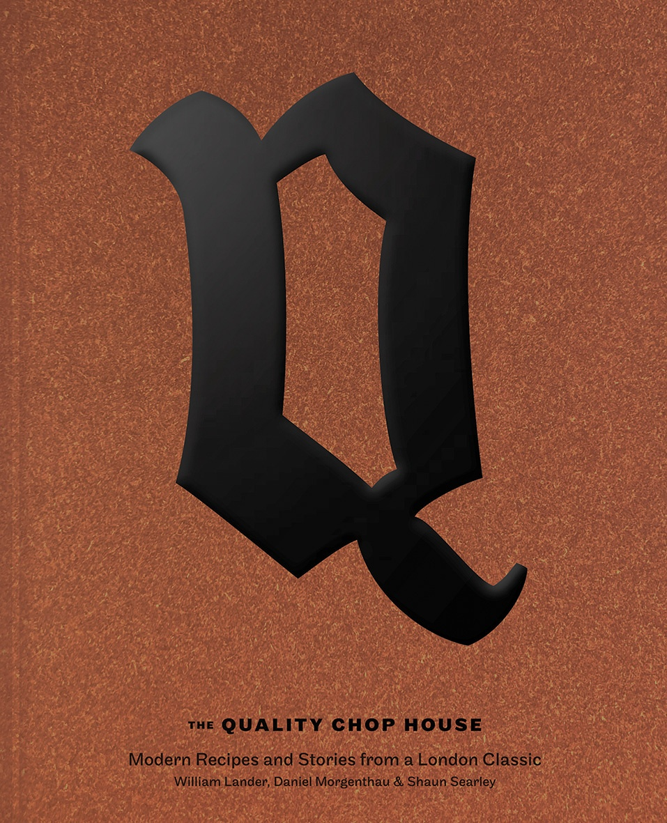 Book cover of The Quality Chop House