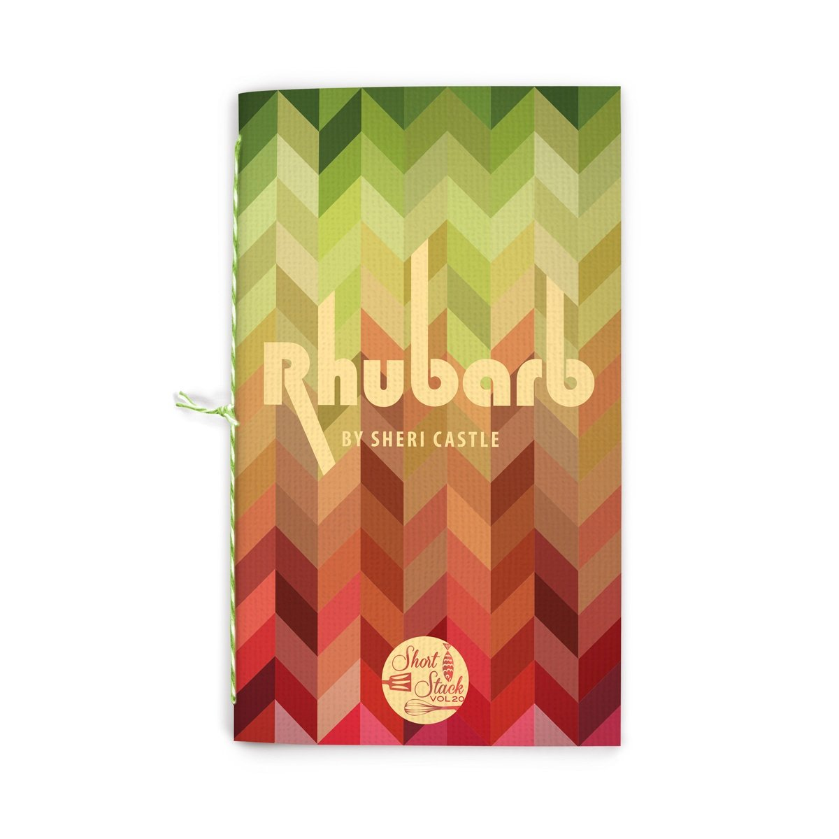 Book cover of Rhubarb by Sheri Castle