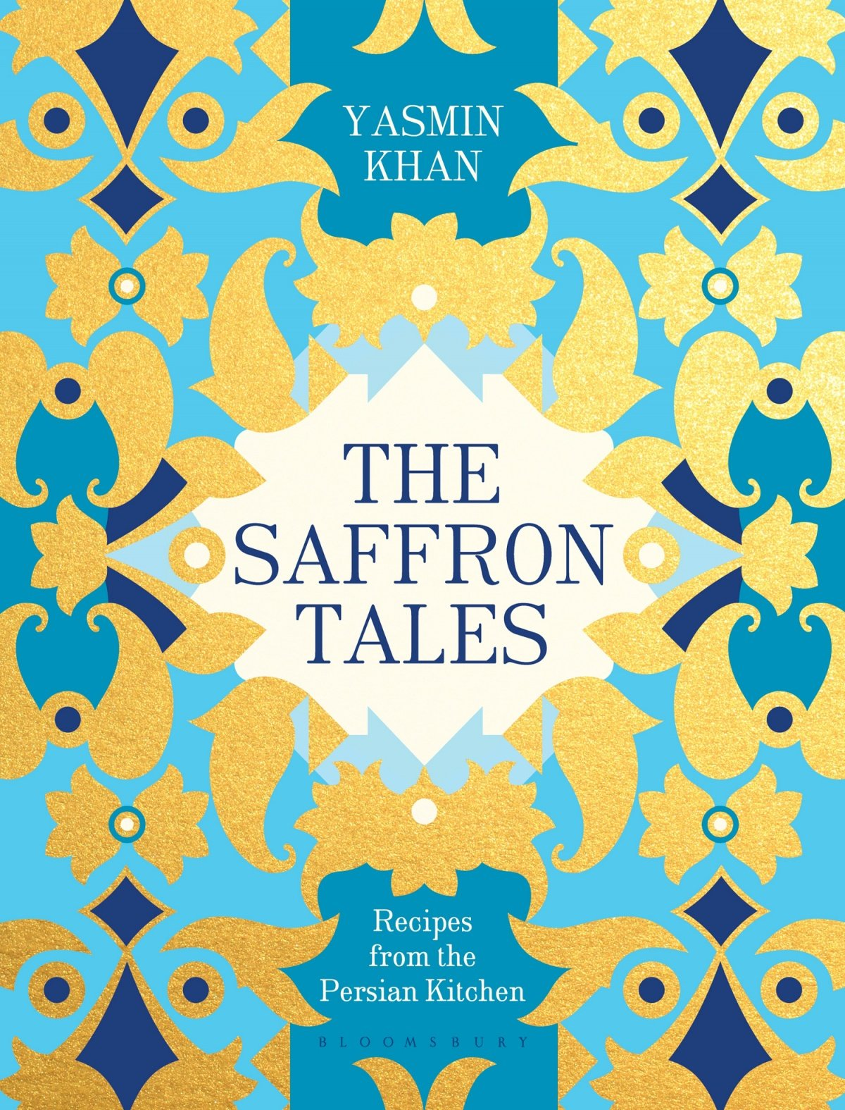 Book cover of The Saffron Tales by Yasmin Khan