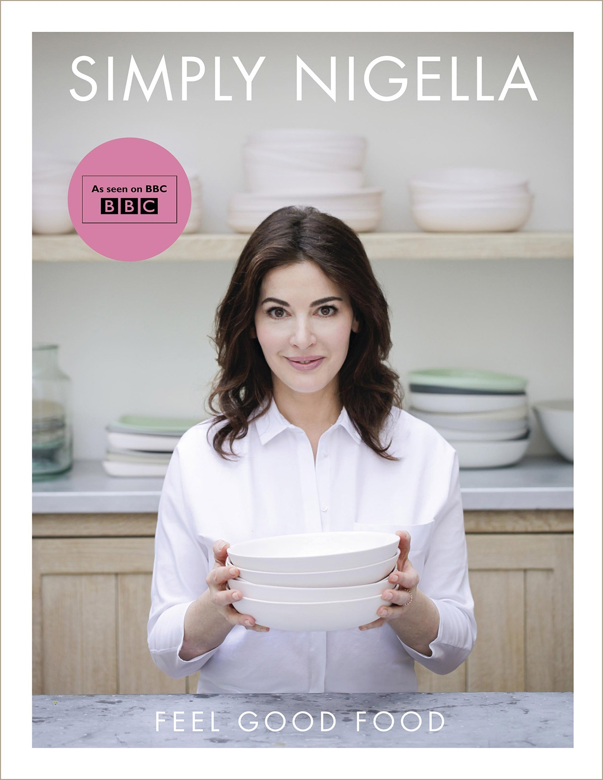 SIMPLY NIGELLA book cover