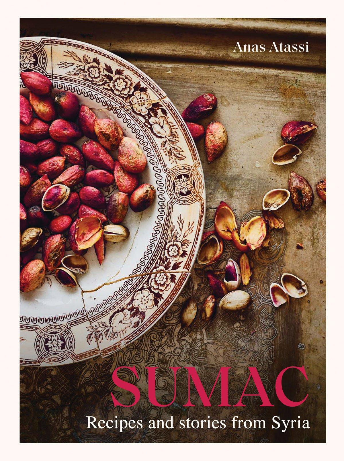 Book cover of Sumac by Anas Atassi