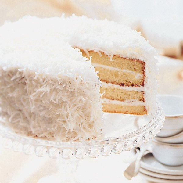 Image of Richard Sax's Coconut Layer Cake