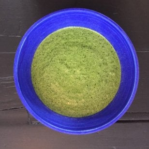 Photo of Nigella's Coriander, Jalapeno and Garlic Sauce