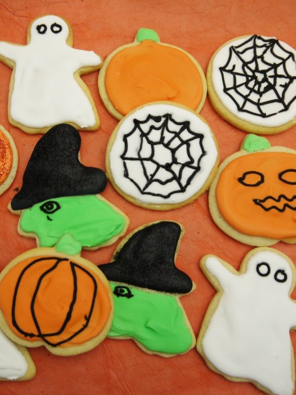 Image of Nigella's Creepy Cookies
