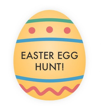 Image of Easter Egg Hunt 2017 competition