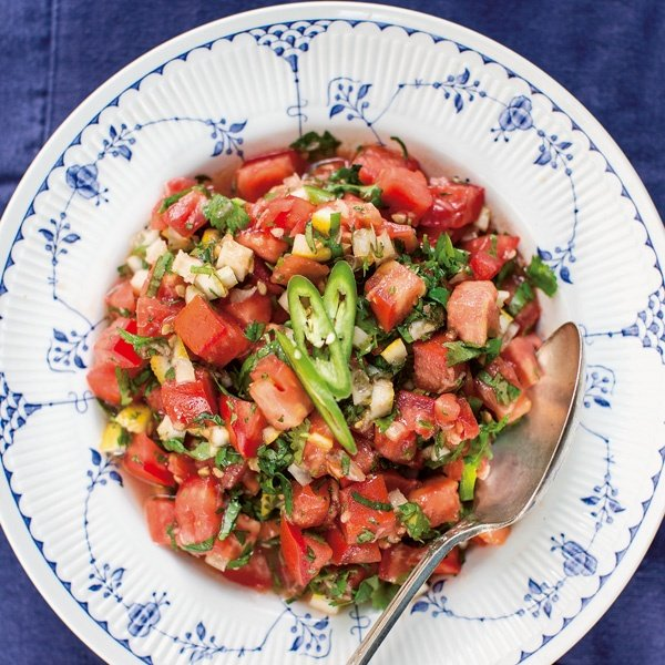 Image of The Palomar's Grazia's Tomato Salad