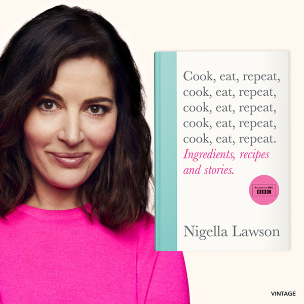 Image of Nigella with Cook Eat Repeat