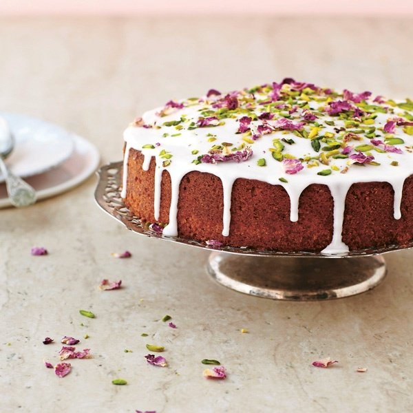 Photo of Yasmin Khan's Persian Love Cake