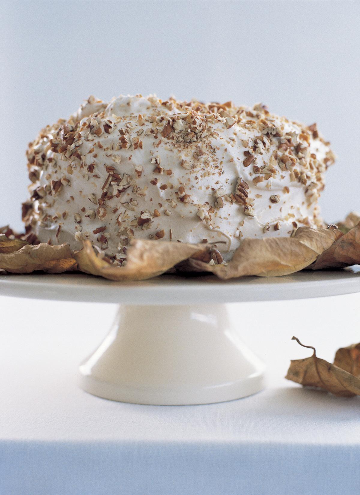 Autumnal Birthday Cake Nigella S Recipes Nigella Lawson