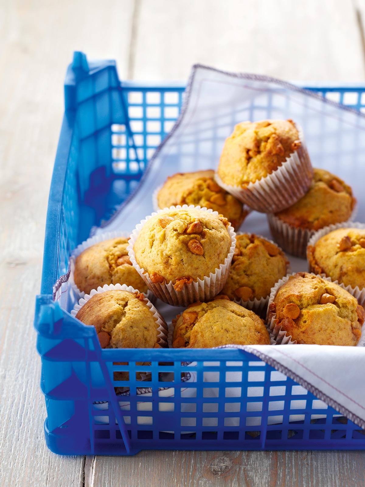 Banana Butterscotch Muffins Nigella S Recipes Nigella