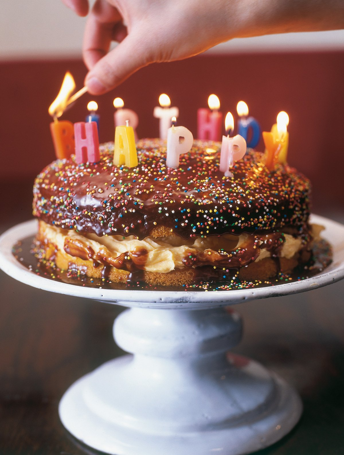 Sponge recipes for birthday cakes