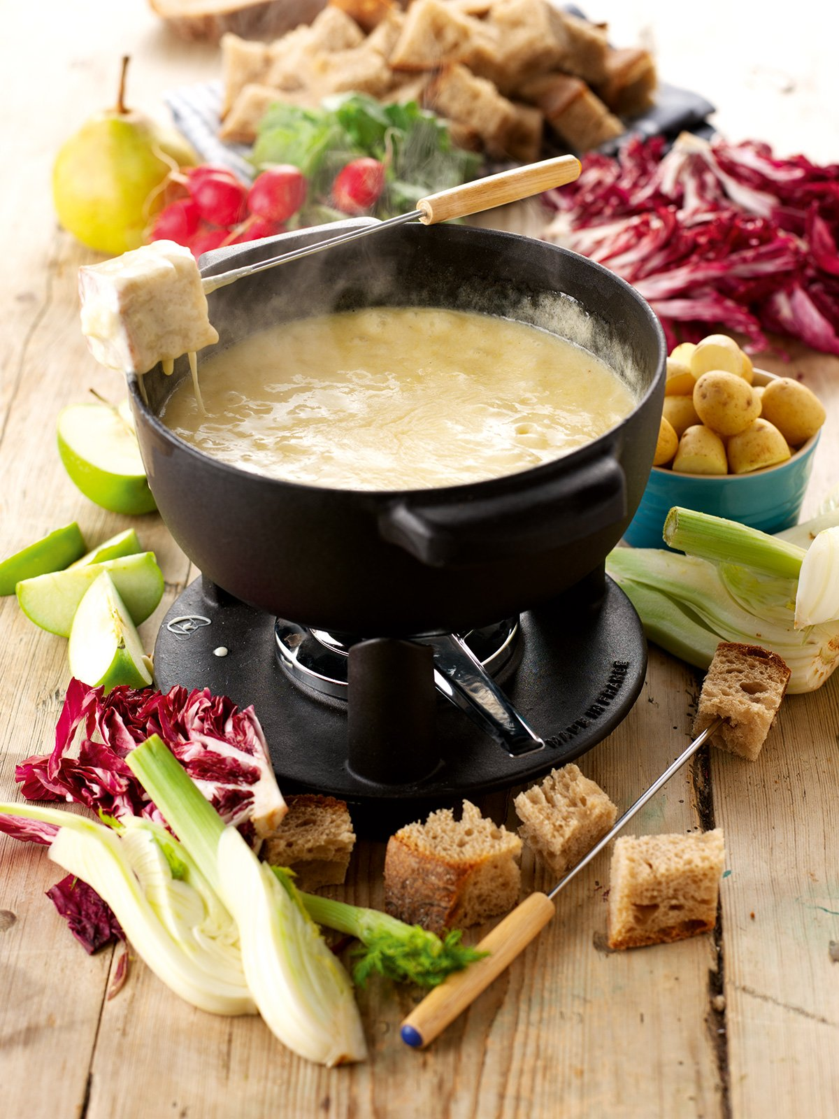 Cheese Fondue | Nigella's Recipes | Nigella Lawson