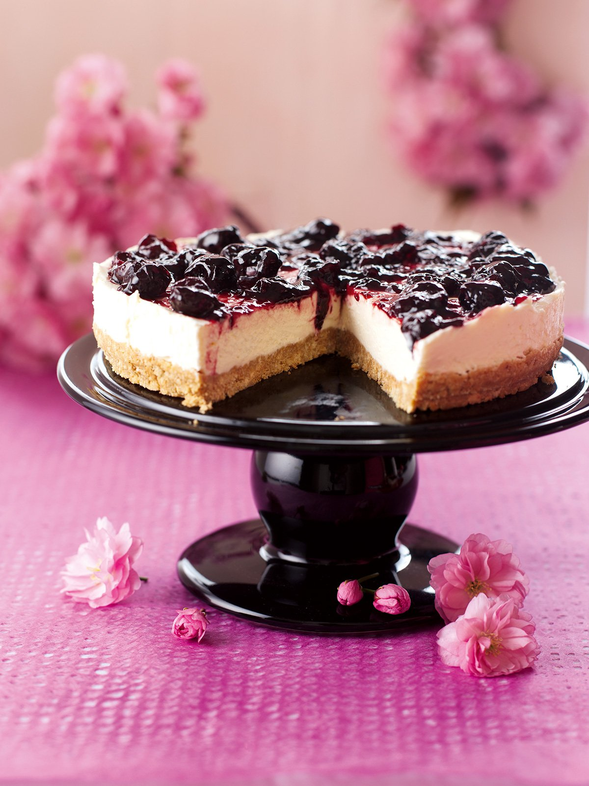 Cherry Cheesecake Nigella S Recipes Nigella Lawson