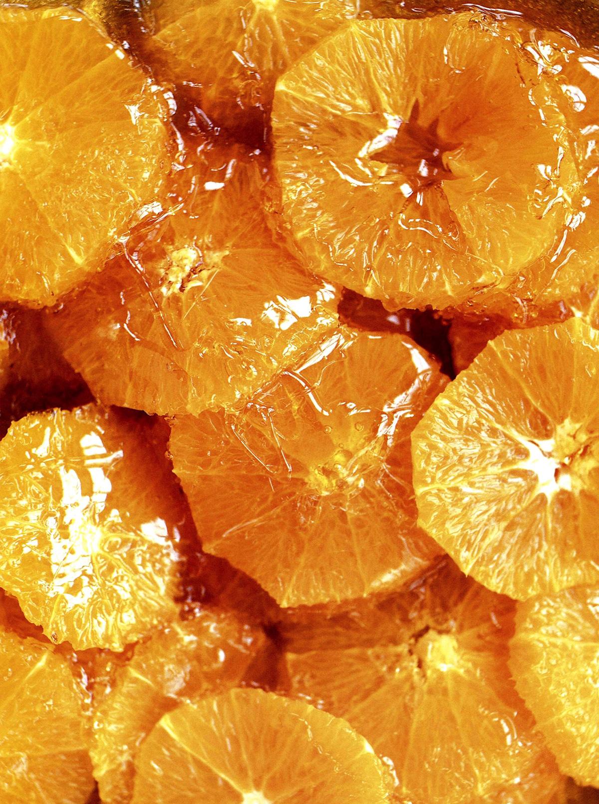 Chilled Caramelised Oranges With Greek Yoghurt Nigella S