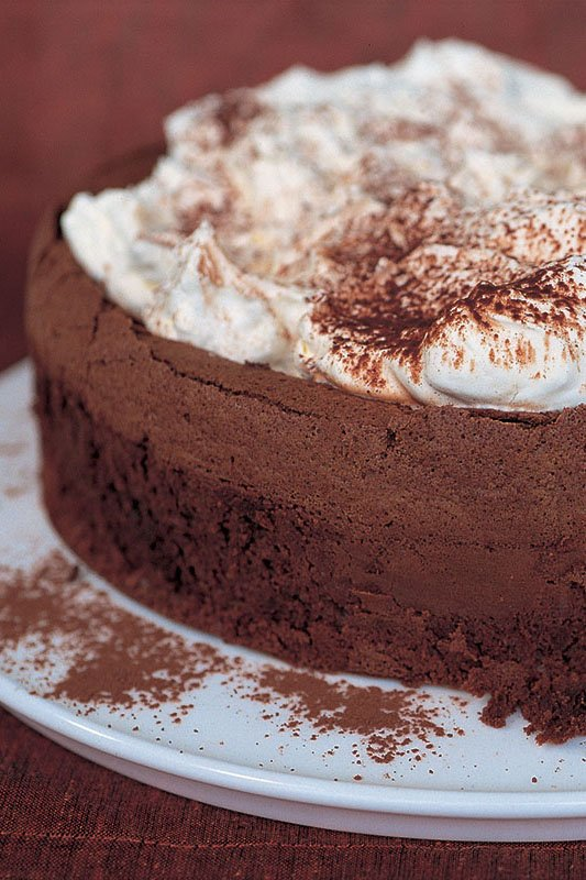 Nigella Lawson Flourless Chocolate Cake Recipe