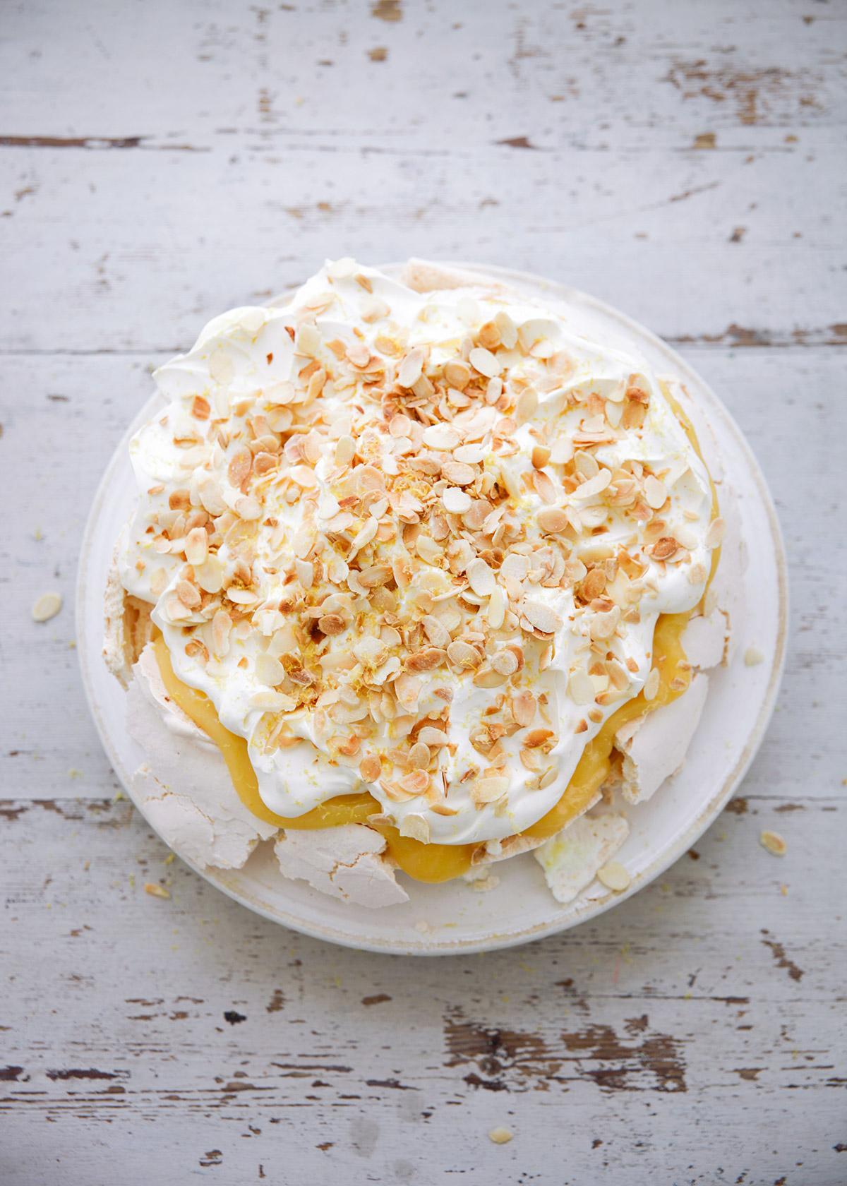 Lemon Pavlova Nigella s Recipes