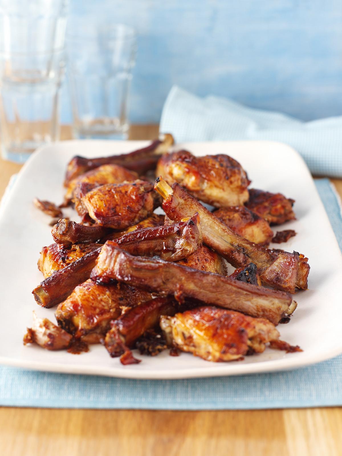 Maple Chicken 'N' Ribs | Nigella's Recipes | Nigella Lawson