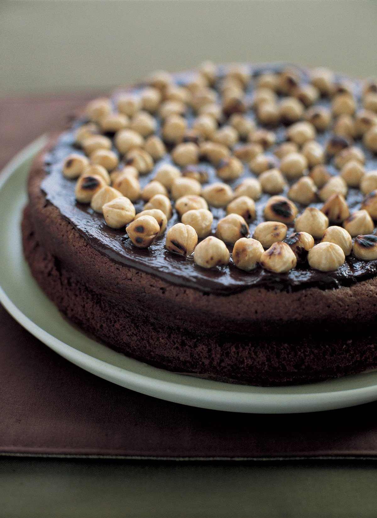 Nutella Cake Recipe Nigella