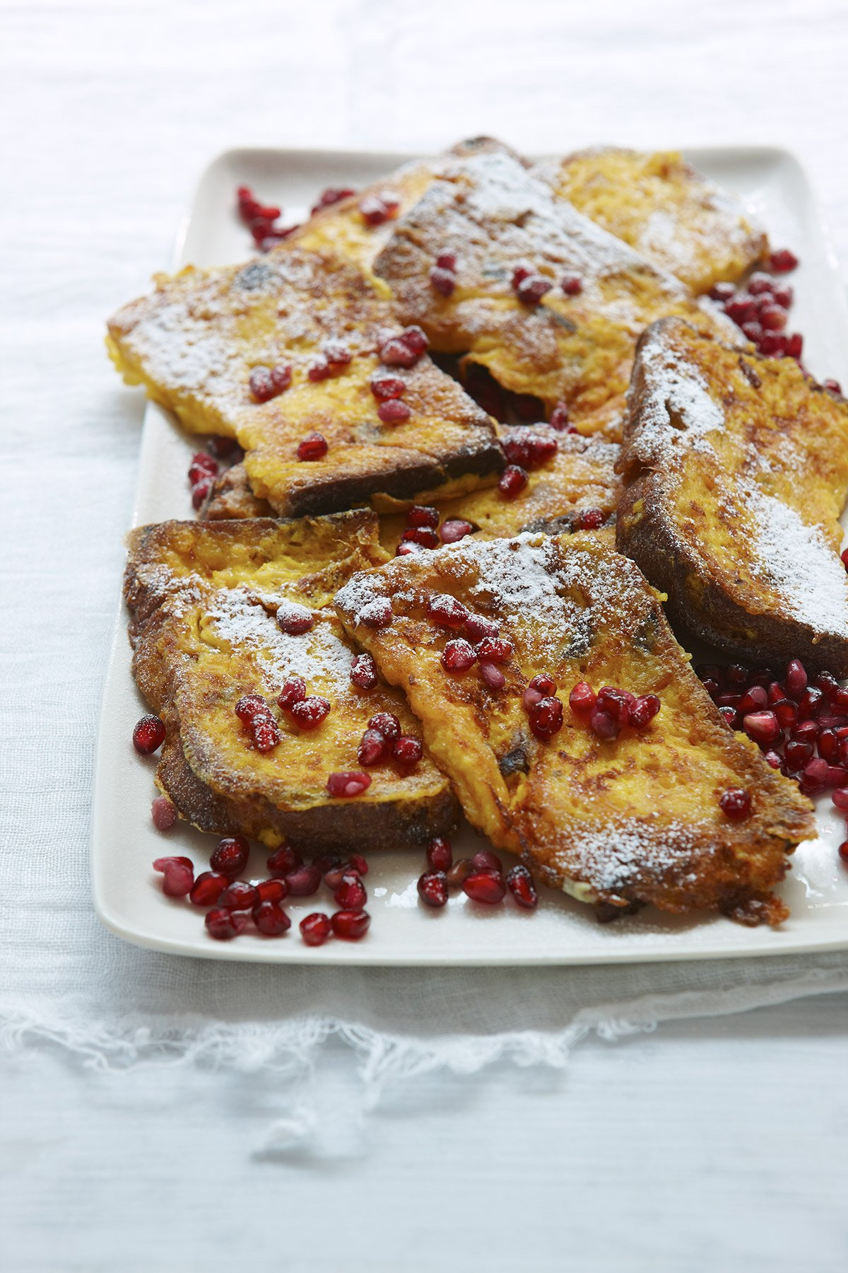 Panettone French Toast | Nigella's Recipes | Nigella Lawson