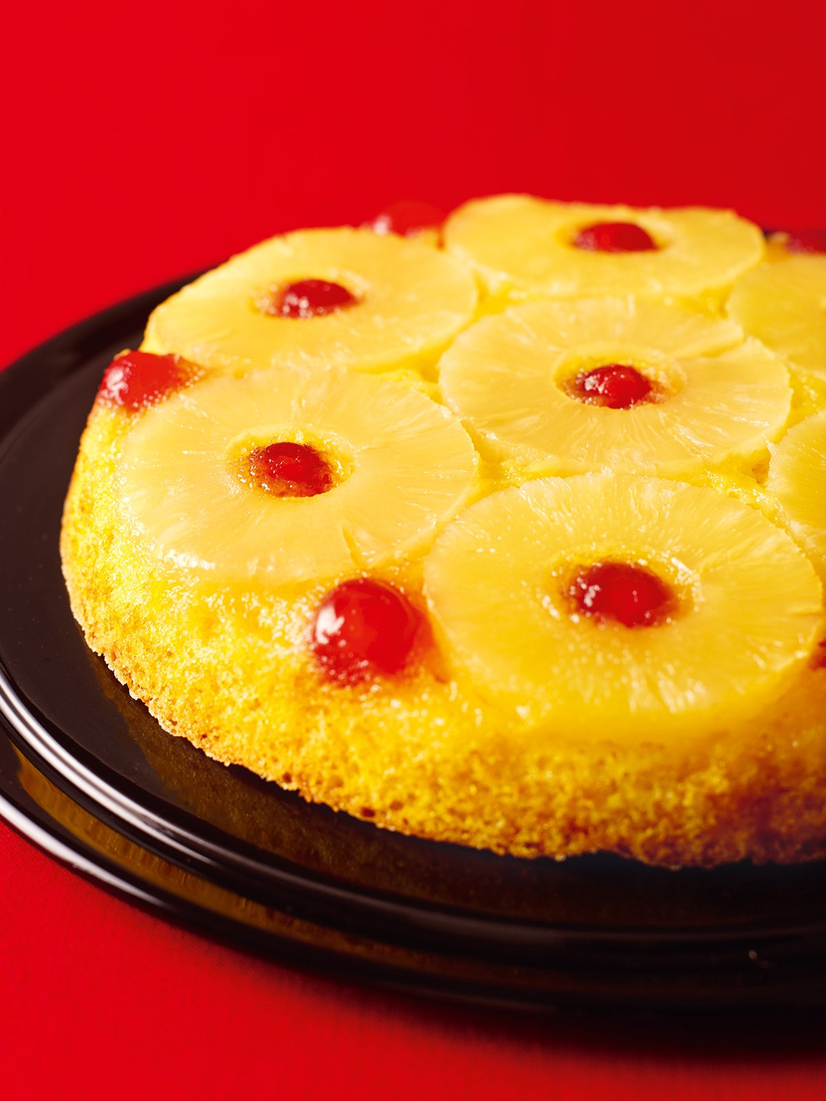 Vegan Upside Down Cake