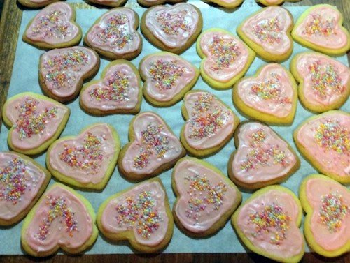 Bavarian Sugar Cookies