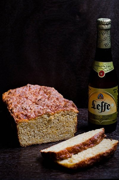 Belgian-Beer Bread