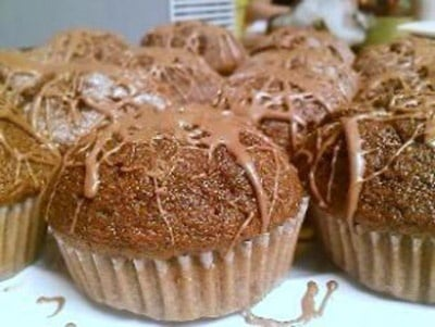 Best Chocolate Cup Cakes - Kiwi Style