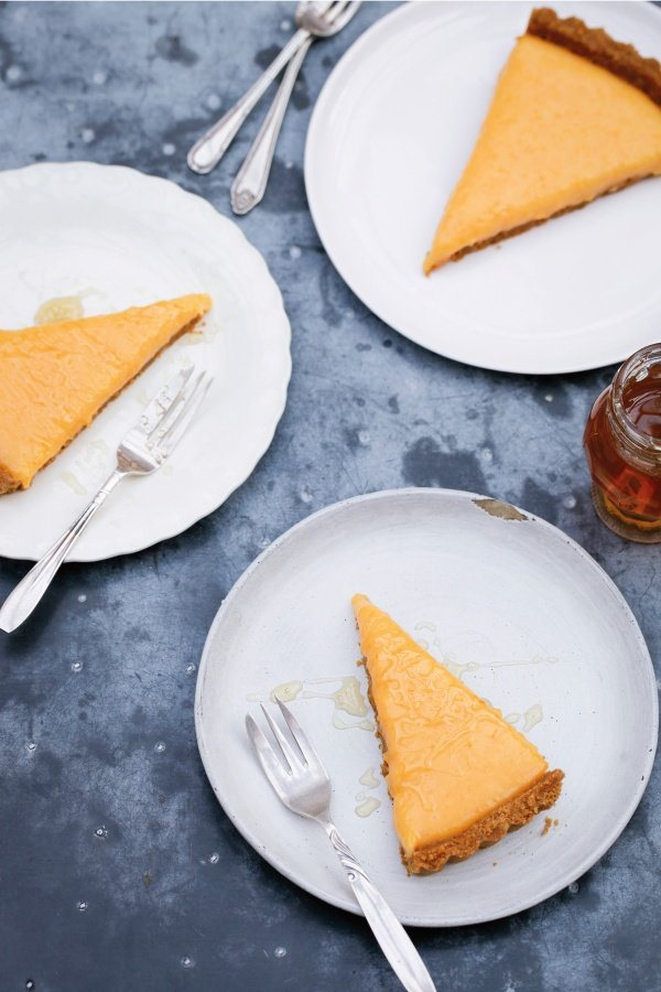 Image of Nigella's Bitter Orange Tart
