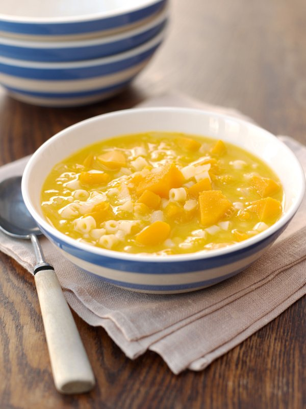 Image of Nigella's Butternut and Pasta Soup