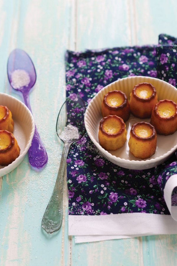Image of Beatrice Peltre's Canneles