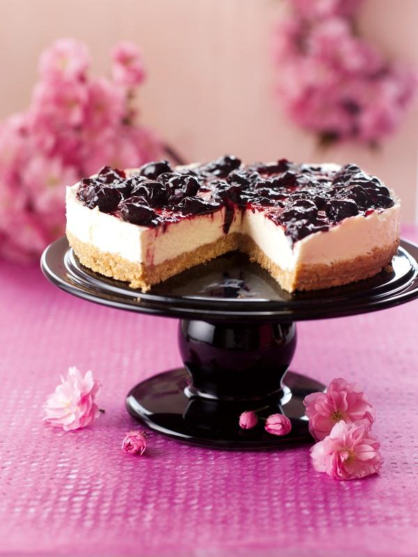Cherry Cheesecake Nigella S Recipes Nigella Lawson