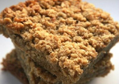 Chewy banana flapjack community recipes nigellas recipes chewy banana flapjack voltagebd Choice Image