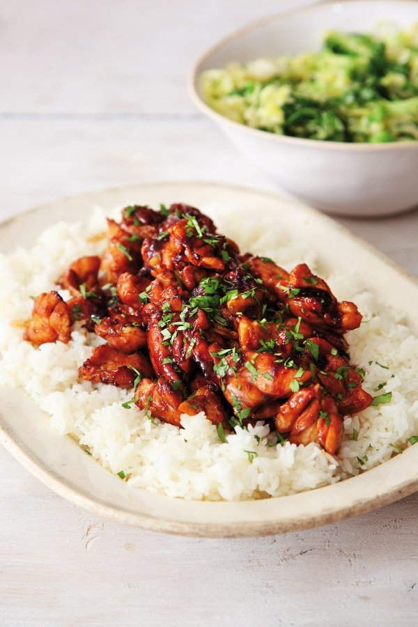 Image of Nigella's Chicken Teriyaki