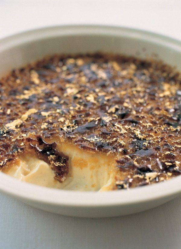 Ultimate christmas pudding christmas creme brulee forumfinder Image collections