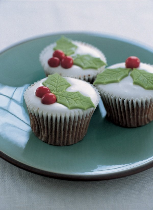 Christmas Cupcakes Nigella S Recipes Nigella Lawson