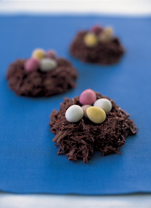 Image of Nigella's Easter Nests