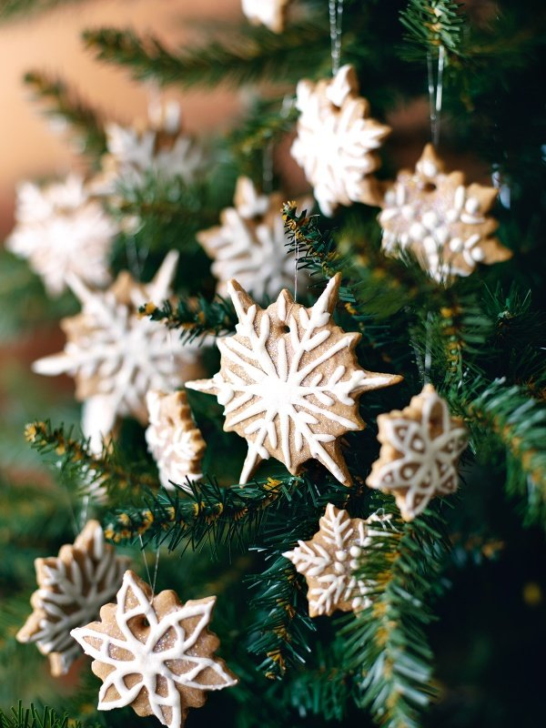 Edible Christmas Tree Decorations | Nigella's Recipes | Nigella Lawson